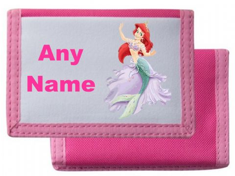 Little Mermaid Wallet/Purse